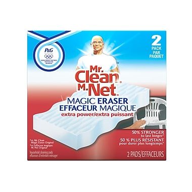 Cs.16 Pack/2. Mr. Clean Magic Eraser, 16 Packs/Case