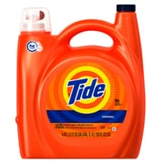 Tide HE High Efficiency Liquid Laundry Detergent 4.43 L, 4/Pack
