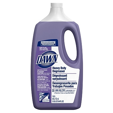 Dawn Heavy Duty Degreaser 1.90 L, 5 Packs/Case