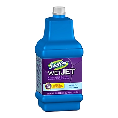 Swiffer Wet Jet All Purpose Cleaner 1.25l, 6 Packs/Case
