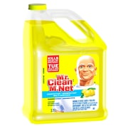 Mr. Clean Summer Citrus Cleaner 3.78 L, 4 Packs/Case