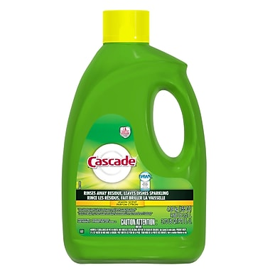 Cascade Liquid Detergent For Dishwashing Machine 3.35 L, 4 Packs/Case