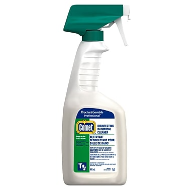 Comet Disinfecting Bathroom Cleaner 945 mL, 8 Packs/Case