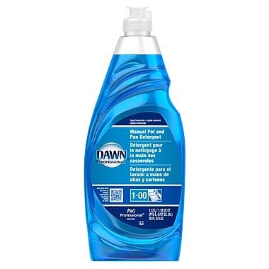 Dawn Liquid Pot and Pan Detergent 1.12 L, 8 Packs/Case
