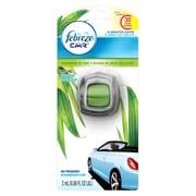 Febreze – Assainisseur de voiture, bruine et pluie des prés 2 ml, 8 paquets/boîte