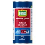 Comet – Nettoyant désodorisant en poudre de 400 g, 24 paquets/boîte