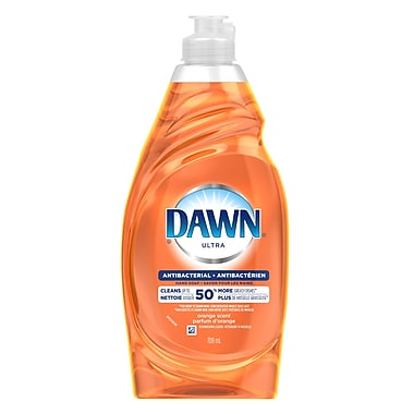 Dawn Liquid Dishwashing Detergent Orange Scent x 638ml, 10 Packs/Case