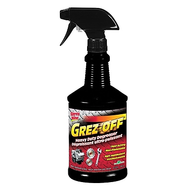 Grez-off Heavy Duty Degreaser 946 mL, 12 Packs/Case