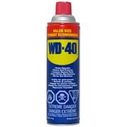 WD-40 – Lubrifiant industriel et CTC, 411 g, 12/paquet