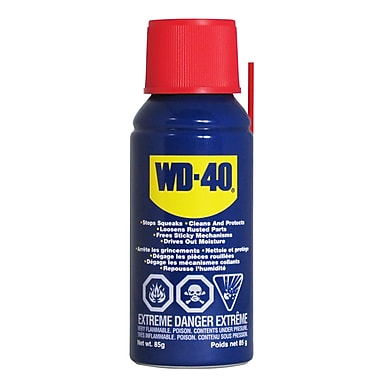 WD-40 Industrial Lubricant, 85g, 12/Pack