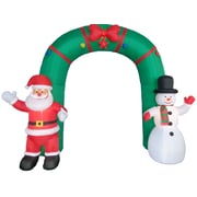 BZB Goods Christmas Inflatable Archway Indoor/Outdoor Decoration