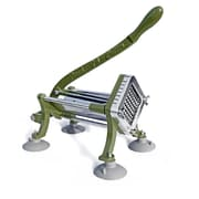 New Star Foodservice Commercial Grade French Fry Cutter w/ Suction Feet