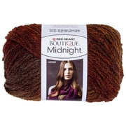 Red Heart Boutique Midnight Yarn, Harvest Moon