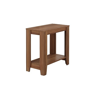 Monarch 3116 Accent Table, Walnut
