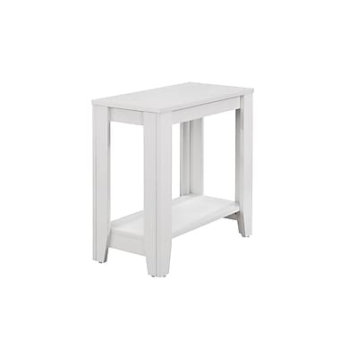 Monarch - Table d'appoint 3117, blanc