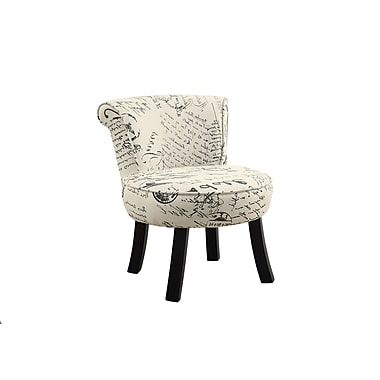 Monarch 8156 Juvenile Chair, Vintage French Fabric
