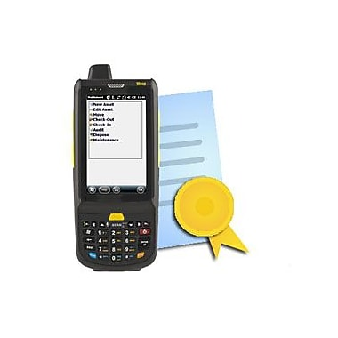 Wasp HC1 Mobile Computer w/numeric Keypad & Inventory Control Mobile License