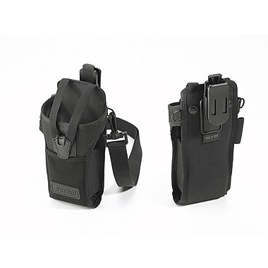 Zebra Enterprise MC3000 Fabric Holster Secures To A Belt & Includes Shoulder Strap, for Brick Configurations Only