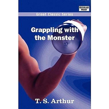 Grappling With The Monster, Used Book (9788132021063)