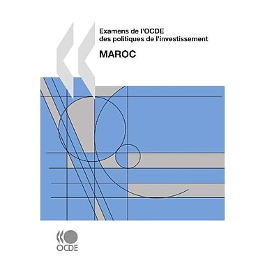 Examens De Locde Des Politiques De Linvestissement Examens De Locde Des Politiques De Linvestissement , New Book (9789264079625)