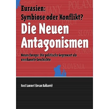 Die Neuen Antagonismen German Edition, New Book (9783842363274)