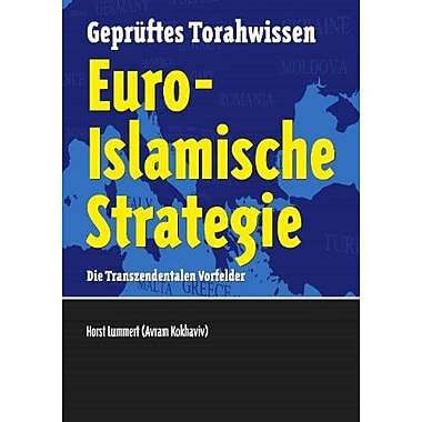 Euro-Islamische Strategie German Edition, New Book (9783842348509)