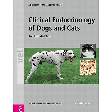 Clinical Endocrinology Of Dogs And Cats An Illustrated Text Second Revised And Extended Edition, New Book (9783899930580)