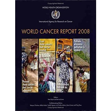 World Cancer Report 2008, New Book (9789283204237)