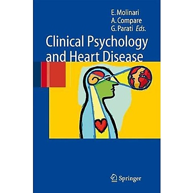 Clinical Psychology And Heart Disease, New Book (9788847003774)