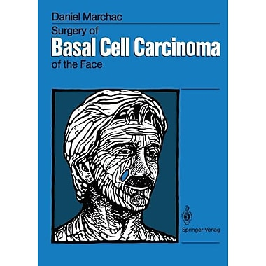 Surgery Of Basal Cell Carcinoma Of The Face, New Book (9783642728136)