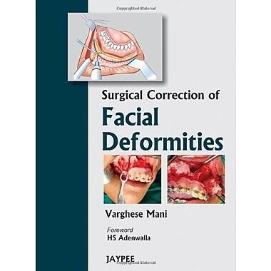 Surgical Correction Of Facial Deformities, New Book (9788184488791)