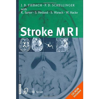 Stroke Mri, New Book (9783798513723)