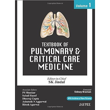 Textbook Of Pulmonary And Critical Care Medicine, New Book (9789350250730)