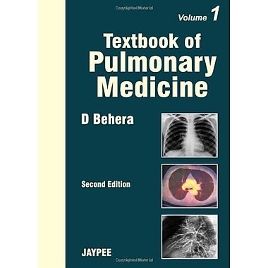 Textbook Of Pulmonary Medicine, New Book (9788184487497)