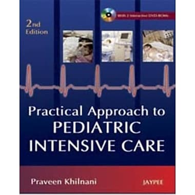 Practical Approach To Pediatric Intensive Care, New Book (9788184486759)