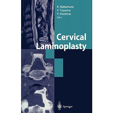 Cervical Laminoplasty, New Book (9784431703044)
