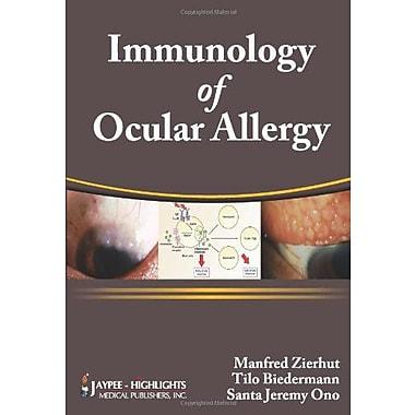 Immunology Of Ocular Allergy, New Book (9788184488630)