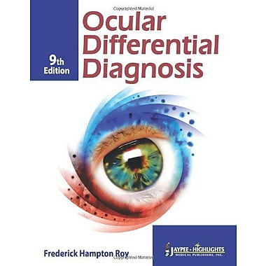 Ocular Differential Diagnosis Ocular Differential Diagnosis Roy, New Book (9789350255711)