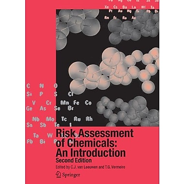 Risk Assessment Of Chemicals An Introduction, New Book (9789048175369)