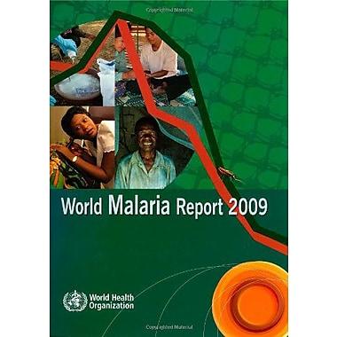 World Malaria Report 2009, New Book (9789241563901)