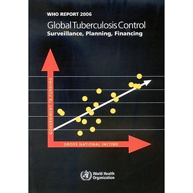 Global Tuberculosis Control Surveillance Planning Financing Who Report 2005, New Book (9789241562911)