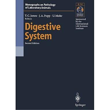 Digestive System Monographs On Pathology Of Laboratory Animals, New Book (9783642644214)