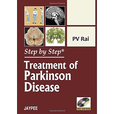 Step By Step Treatment Of Parkinson Disease, New Book (9789380704876)