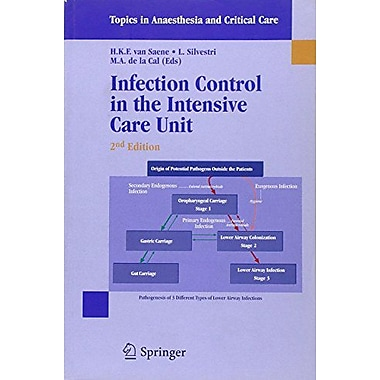 Infection Control In The Intensive Care Unit Topics In Anaesthesia And Critical Care, New Book (9788847001855)