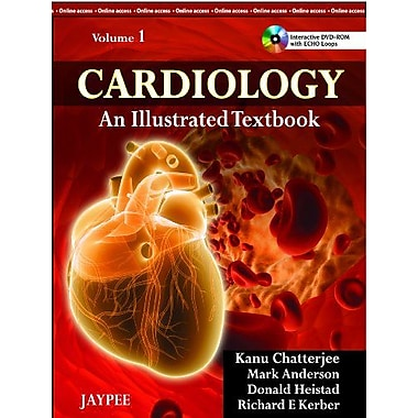 Cardiology An Illustrated Textbook, New Book (9789350252758)