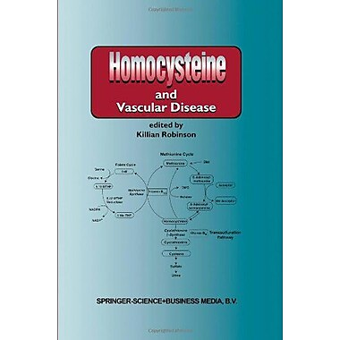 Homocysteine And Vascular Disease Developments In Cardiovascular Medicine Volume 230, Used Book (9789048154319)