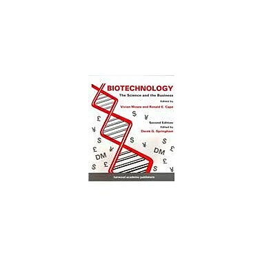 Biotechnology - The Science And The Business, New Book (9789057024078)