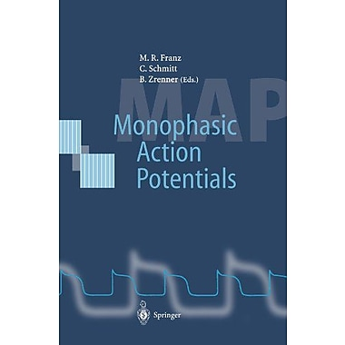 Monophasic Action Potentials Basics And Clinical Application, New Book (9783642645853)