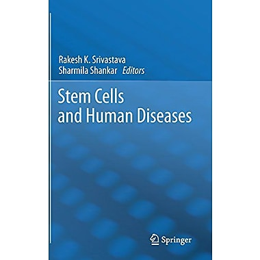 Stem Cells And Human Diseases, New Book (9789400728004)