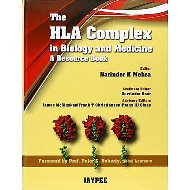The Hla Complex In Biology And Medicine A Resource Book, New Book (9788184488708)